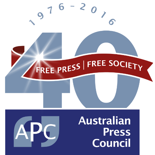 Australian Press Council 40th Anniversary
